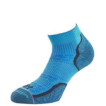 1000 Mile Breeze Lite Sock Ladies Marine - Medium