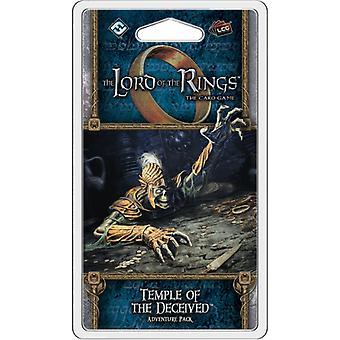 ロード・オブ・ザ・リング 詐欺のカードゲーム寺院