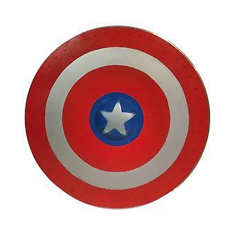Captain America Træ Shield SWE152