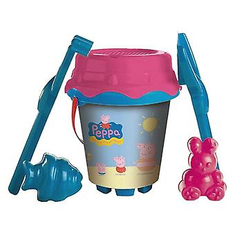 Beach toys set Peppa Pig (6 pcs)