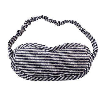 Portable Cotton Sleeping Mask Eye Mask Blindfolds Breathable Nap Eyepatch