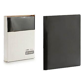 Organiser Folder Black