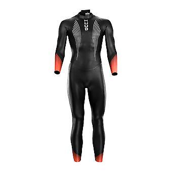 HUUB Alta 2:4 Mens Swimming Triathlon Fullsuit Swimsuit Wetsuit Black