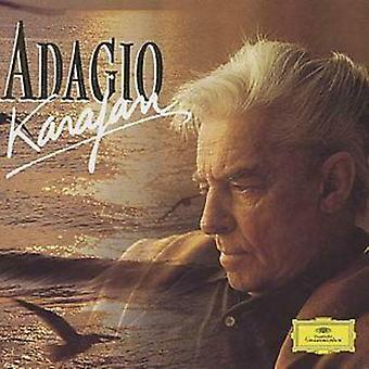 Berliner Philharmoniker Adagio CD (1995)
