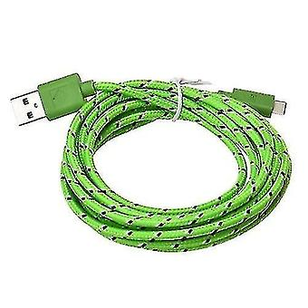 Nylon Braided Data Cable Rapid charge and Stable Data Transmission Type-C Charge Cable