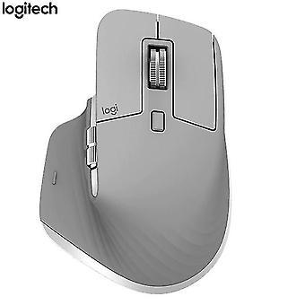 Langaton Bluetooth Game Mouse Office -kannettava (harmaa)