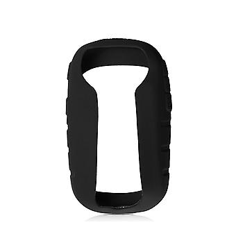 5PCS Silicone Protect Case Cover + LCD Screen Protector for Garmin eTrex 10 20 30 10x 20x 30x BLACK