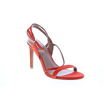 BCBG Max Azria Adult Womens Amilia Kidsuede Strap Heels