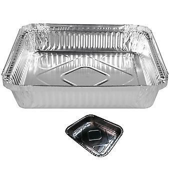 240X aluminium foil containers tray