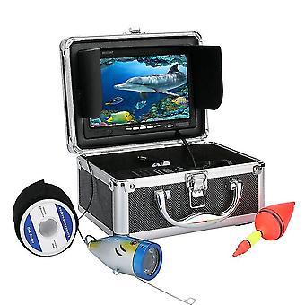 Podvodní rybaření Videokamera Sada LED světla s monitorem