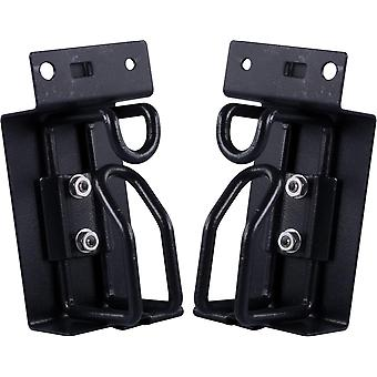 """TOTEN, cable holder for 19 """"mounting, metal eyelet, 2-pack"""