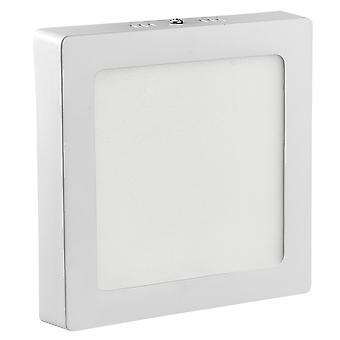 24w Led Kitchen Ceiling Light Square Panel Lamp Fixture For Laundry Stairwell Kitchen Bedroom - Warm White