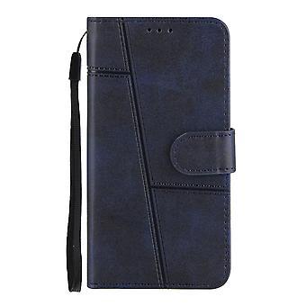 Boîtier pour Samsung Galaxy A02s Bleu