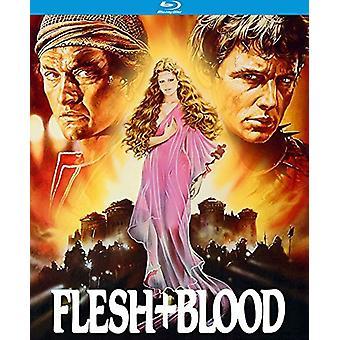 Vlees & bloed [Blu-ray] USA import