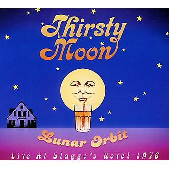 Thirsty Moon - Lunar Orbit-Live at Stagge's Hotel [CD] USA import