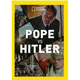 Paus vs Hitler [DVD] USA importeren