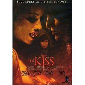 Importare gli S.U.A. bacio [DVD]