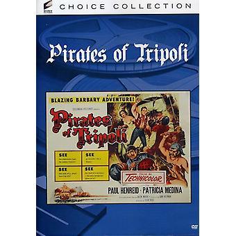 Importer des pirates des USA de Tripoli [DVD]