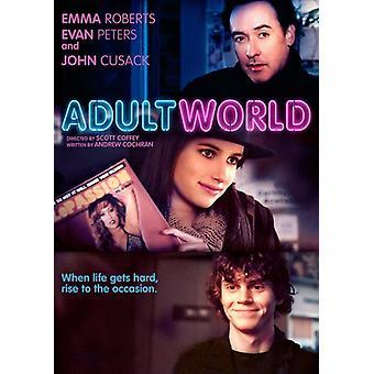 Adult World [DVD] USA import