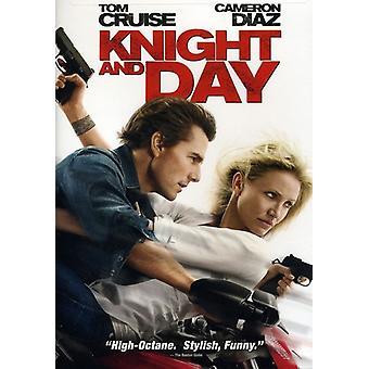 Knight & päivä [DVD] Yhdysvallat tuoda