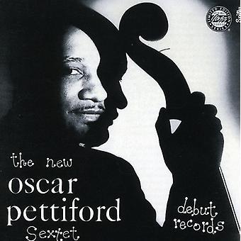 Oscar Pettiford - nya Oscar Pettiford Sextet [CD] USA import