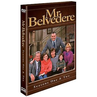 Mr. Belvedere: Sesong 1-2 [DVD] USA import