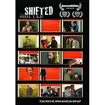Shifted [DVD] USA import