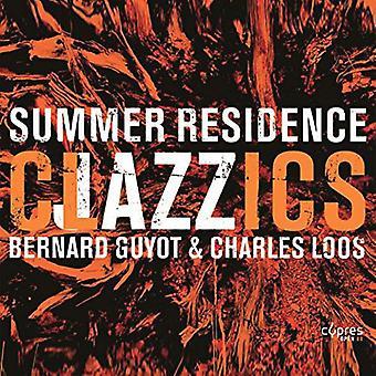 Guyot, Bernard / Loos, Charles - Summer Residence [CD] USA import