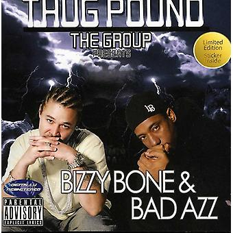 Thug Pound - Bizzy Bone & Bad Azz [CD] USA import