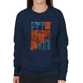 World We Deserve True Detective Women's Sweatshirt