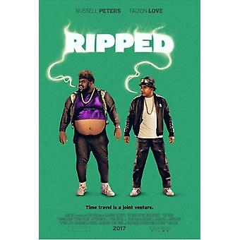 Ripped [DVD] USA import