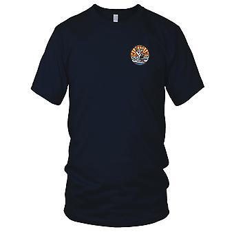 US-Küstenwache USCG - WHEC-65 Wanona Owasco Klasse High Endurance Cutter bestickt Patch - Version A Kinder T Shirt
