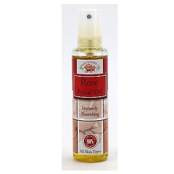 Natural By Nature Oils, 98% Organic Rose Facial Oil, 28ml
