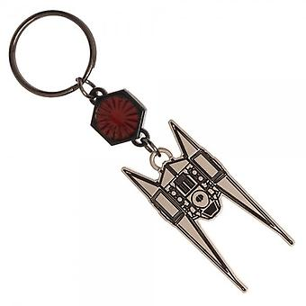 Star Wars Star Wars The Last Jedi Ship Keyring