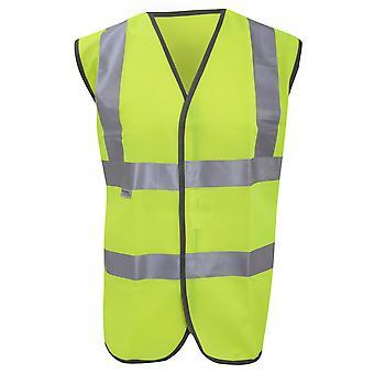 Result Hi-Vis Vest Jacket / Mens Workwear
