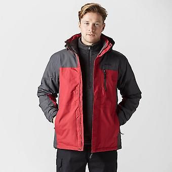 New Peter Storm Men's Insulated Pennine Jacket Red/Blue