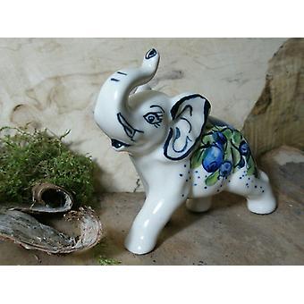 Elefante, pequena, 10 x 4 x 9 cm, 40 exclusivo cerâmica louça barata - BSN 5735