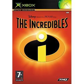 The Incredibles (Xbox) - Neu
