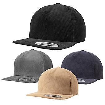 כובע עירוני קלאסיקות-Snapback הפרמיה קורדורוי