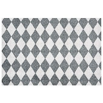 Washable mats circus grey anthracite