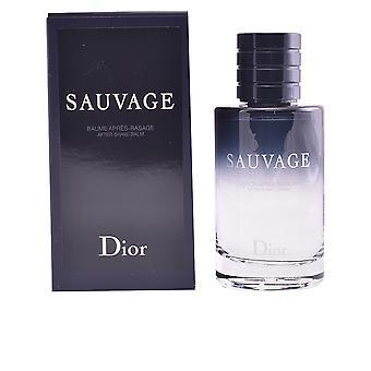 Dior Sauvage After Shave Balm 100 Ml Voor Heren