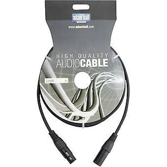 AH Kabel KDMX3 DMX Kabel [1x XLR Stecker - 1x XLR-Buchse] 3,00 m
