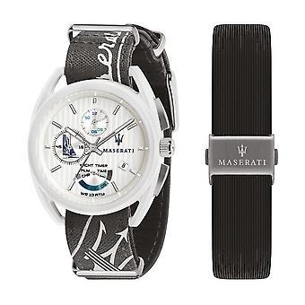 Maserati Herrenuhr Trimarano chronograph limited edition R8851132002