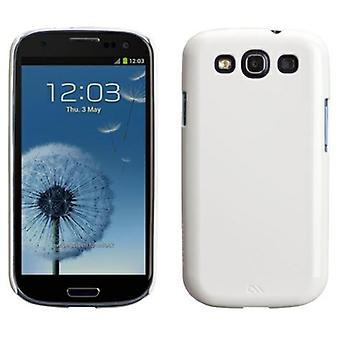 Case-Mate Barely There Case for Samsung Galaxy S3 - Glossy White