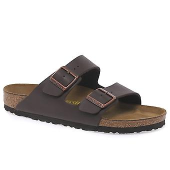 Birkenstock Arizona Adjustable Sandals Black