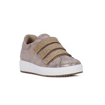 Chaussures taupe métalliques IGI & co