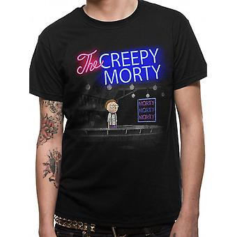 Rick And Morty-Bartender Morty T-Shirt