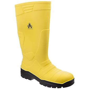 Amblers sicurezza adulti Unisex AS1007 piena sicurezza Wellington Boots