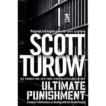 Ultimata straff - en advokats reflektioner om hanteringen med döden