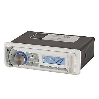 TechBrands Marine AM / FM Radio w / MP3-speler